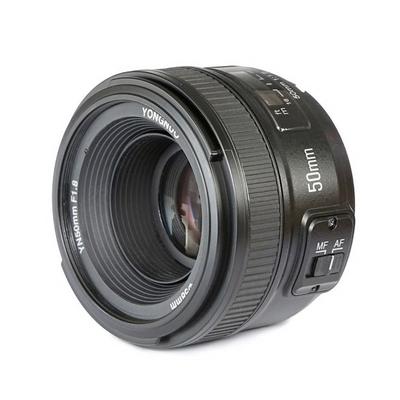 Yongnuo YN 50mm f/1.8 Nikon F-mount objectief