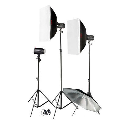Godox Mini Pioneer 120 Watt 3 Kit