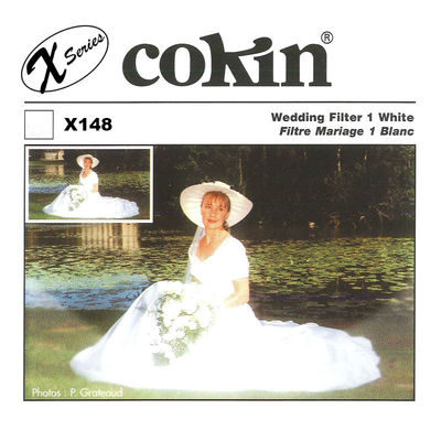 Cokin Filter X148 Wedding 1 White