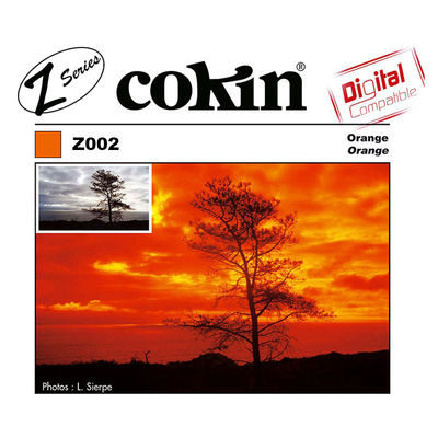 Cokin Filter Z002 Orange