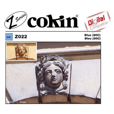 Cokin Filter Z022 Blue (80C)