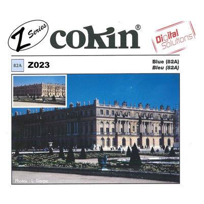 Cokin Filter Z023 Blue (82A)