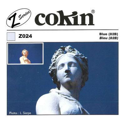 Cokin Filter Z024 Blue (82B)