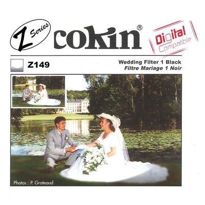 Cokin Filter Z149 Wedding 1 Black