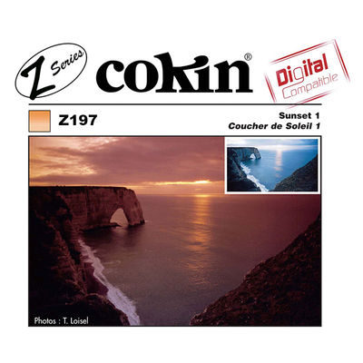 Cokin Filter Z197 Sunset 1