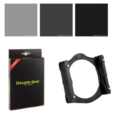 Stealth Gear Wide Range Pro ND Filter Kit