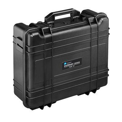 B&W Copter Case Type 61 Hardfoam voor DJI Phantom 4