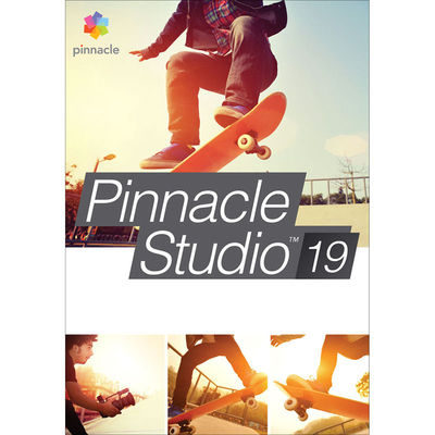 Pinnacle Studio 19 Standard NL/FR Windows - POSA