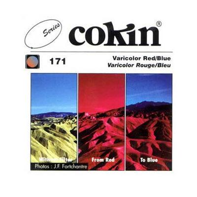 Cokin Filter X171 Varicolor Red/Blue