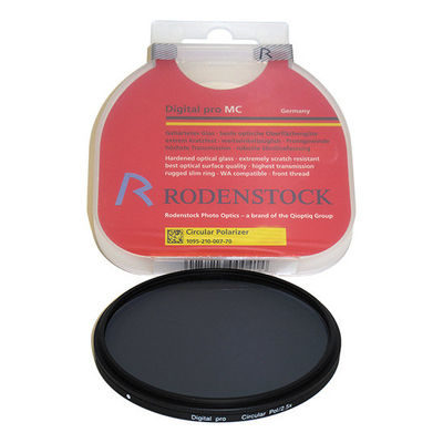 Rodenstock Digital Pro CPL MC Filter 58mm