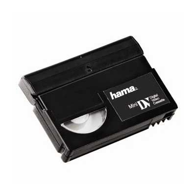 Hama Mini DV Cleaning tape