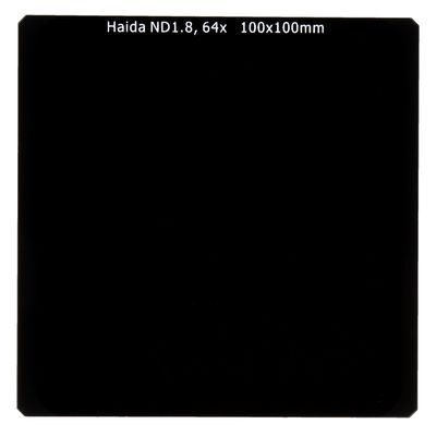 Haida ND1.8 Optical Glass Filter 100x100mm