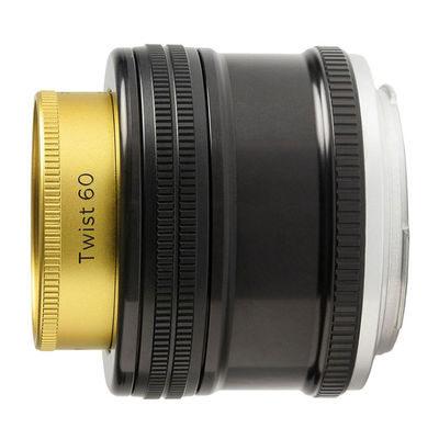 Lensbaby Twist 60 objectief voor Canon