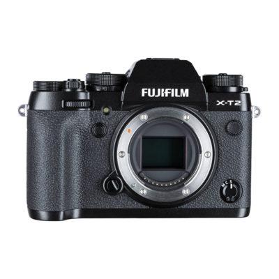 Fujifilm X-T2 systeemcamera Body Zwart