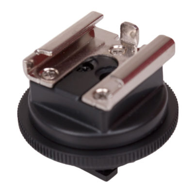 Caruba HA-2 hotshoe adapter - Sony Active Interface Shoe