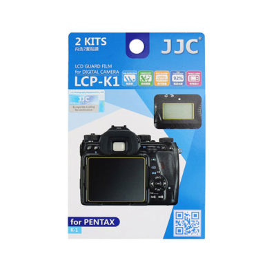 JJC LCP-K1 Screenprotector