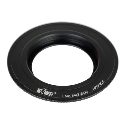 Kiwi Photo Lens Mount Adapter (M42-EOS)