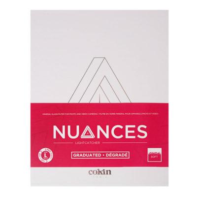 Cokin Nuances Graduated ND4 Soft filter Z-serie