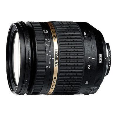 Tamron SP AF 17-50mm f/2.8 XR VC Di II LD Asph Nikon objectief