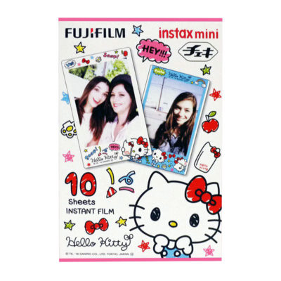 Fujifilm Instax Mini Colorfilm Hello Kitty (1-Pak)