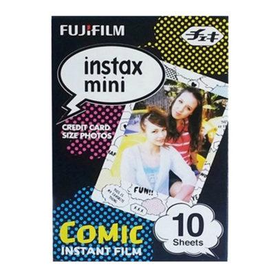 Fujifilm Instax Mini Colorfilm Comic (1-Pak)