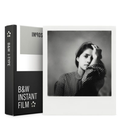Impossible I-Type Black & White Instant Film