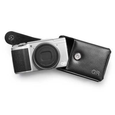 Ricoh GR II Limited Edition compact camera Zilver