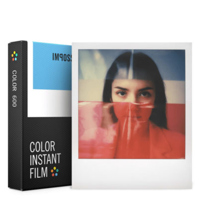 Impossible Color Film for 600