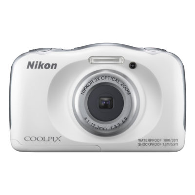 Nikon Coolpix W100 compact camera Wit