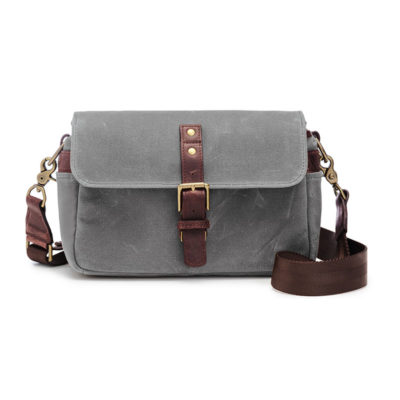 ONA The Bowery Smoke Messenger Bag