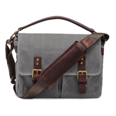 ONA The Prince Street Smoke Messenger Bag