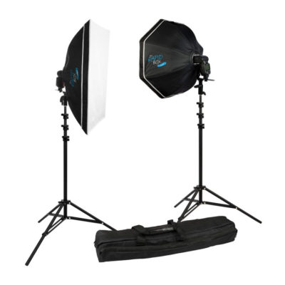 Westcott Rapid Box Portable Portrait Speedlite Kit
