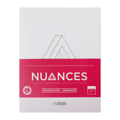 Cokin Nuances Graduated ND16 Soft filter Z-serie