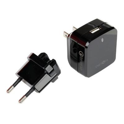 EnerGea Travelite QC2.0 USB-snellader