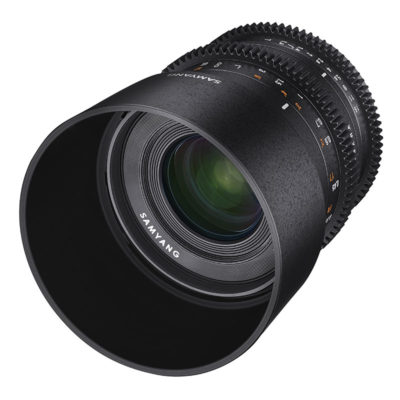 Samyang 35mm T1.3 ED AS UMC CS VDSLR Canon M objectief