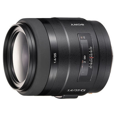 Sony 35mm f/1.4G objectief  -  Occasion