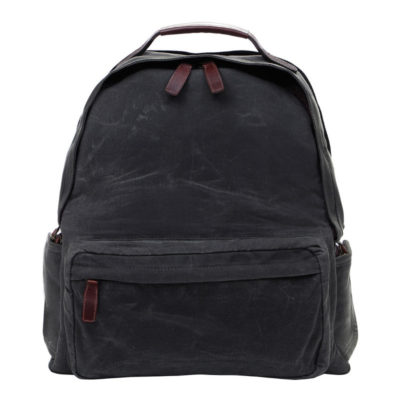 ONA The Bolton Street Black Backpack