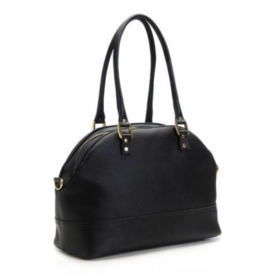 ONA The Chelsea Black Shoulder Bag