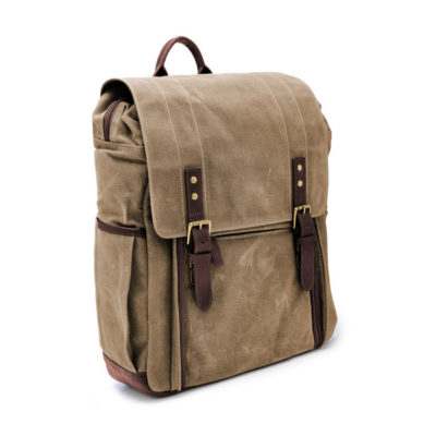 ONA The Camps Bay Field Tan Backpack