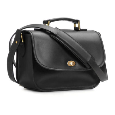 ONA The Palma Black Shoulder Bag