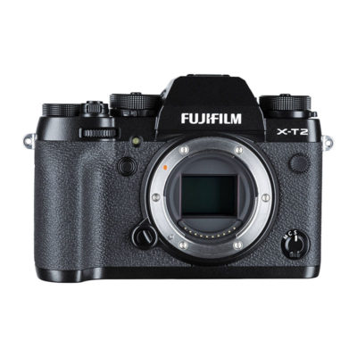 Fujifilm X-T2 systeemcamera Body VERHUUR