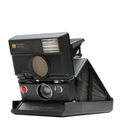 Impossible SLR 680 instant camera Refurbished
