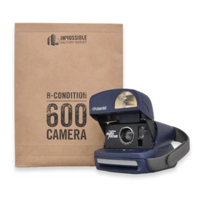 Impossible Refurbished 90s style 600 One instant camera