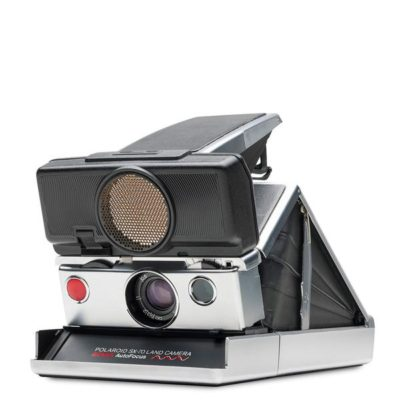 Impossible SX-70 sonar instant camera Refurbished