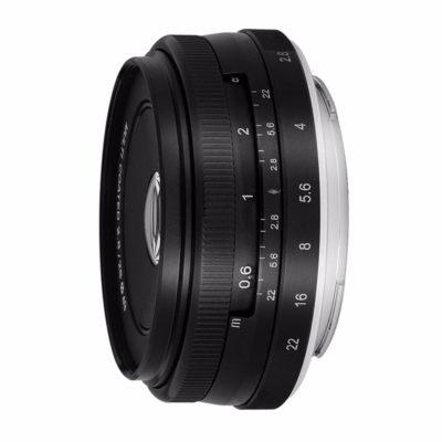 Meike MK-28mm f/2.8 Fujifilm X objectief