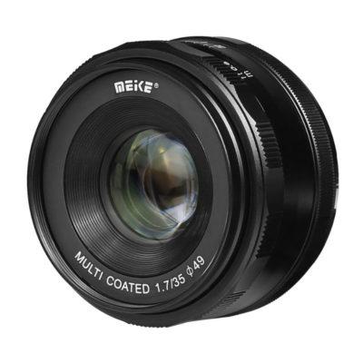 Meike MK-35mm f/1.7 Canon EF-M objectief