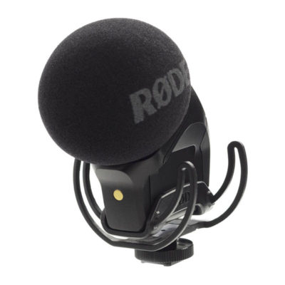 Rode Stereo Videomic Pro Rycote microfoon