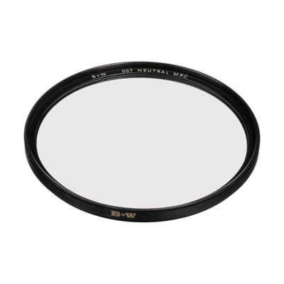 B+W 007 Neutral Clear Protect Filter MRC F-Pro 58mm