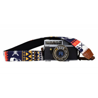 iMo Piraat Dick II Neopreen Camera Strap