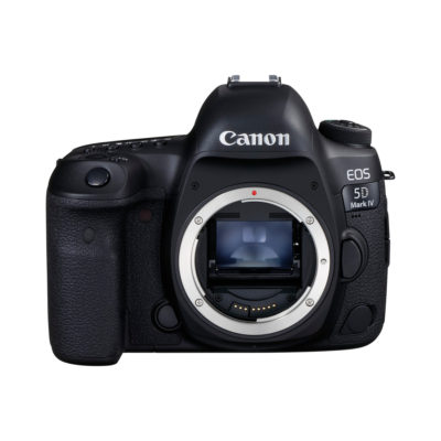 Canon EOS 5D Mark IV DSLR body - Verhuur